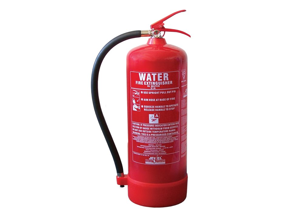 Water / Water + Additive Extinguishers
