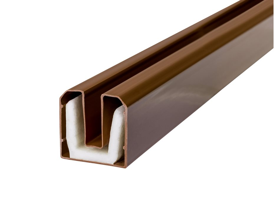 System 90 Plus Glazing Channel