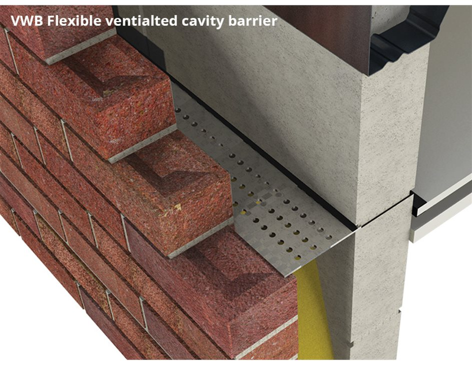 Cavity Wall Barrier / Ventilated Cavity Wall Barrier