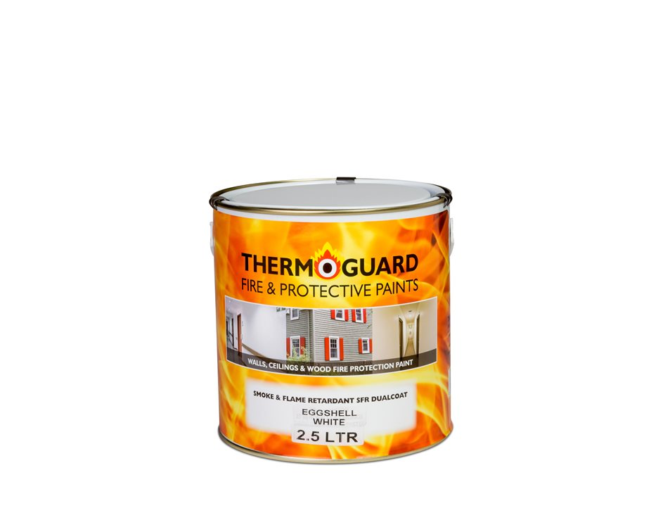 Flame Retardant Overcoat