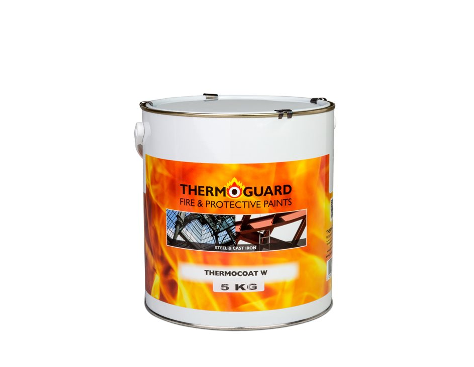 Thermocoat W Paint for Steel